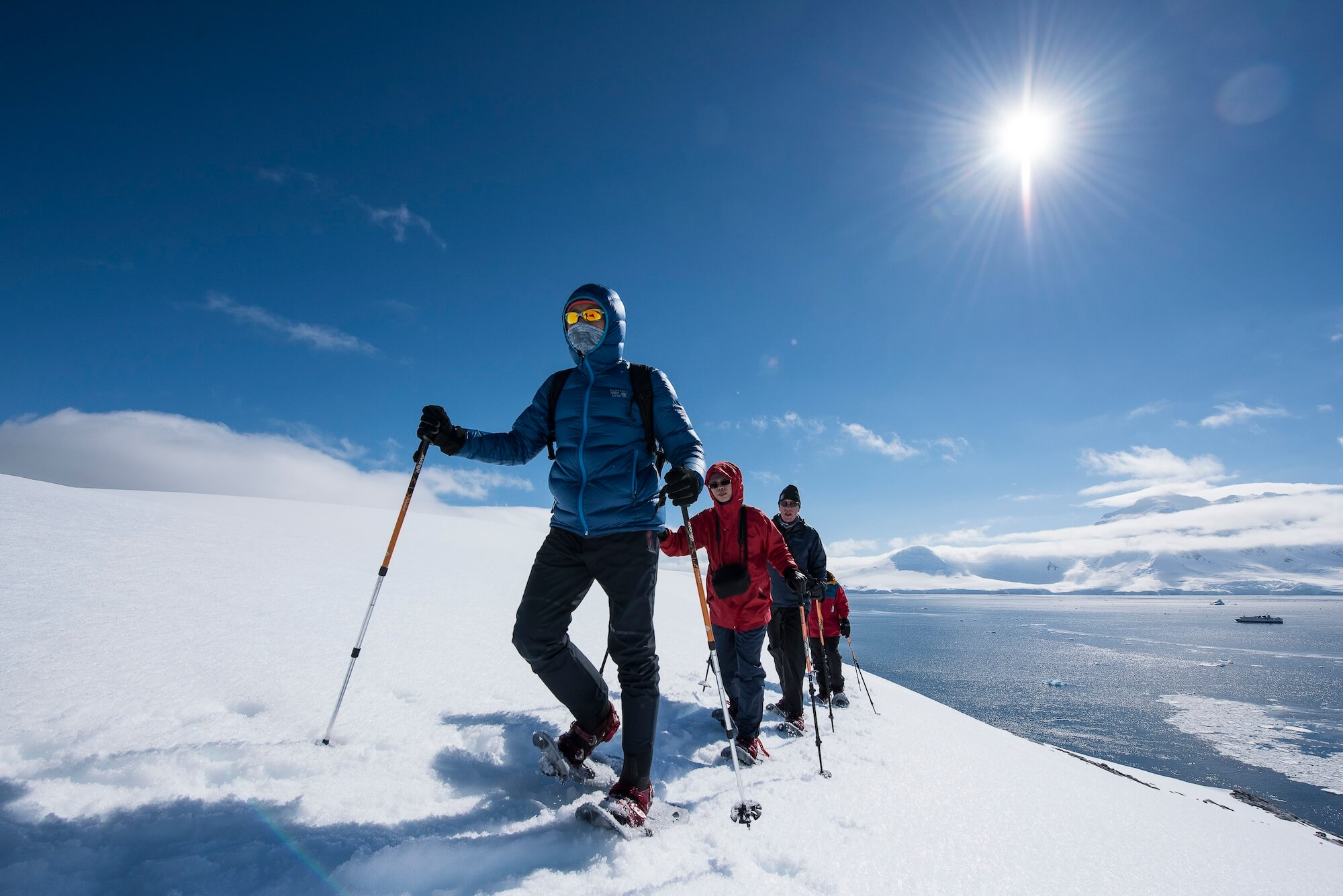 Image of Exciting Adventure Activities for Your Antarctic Trip