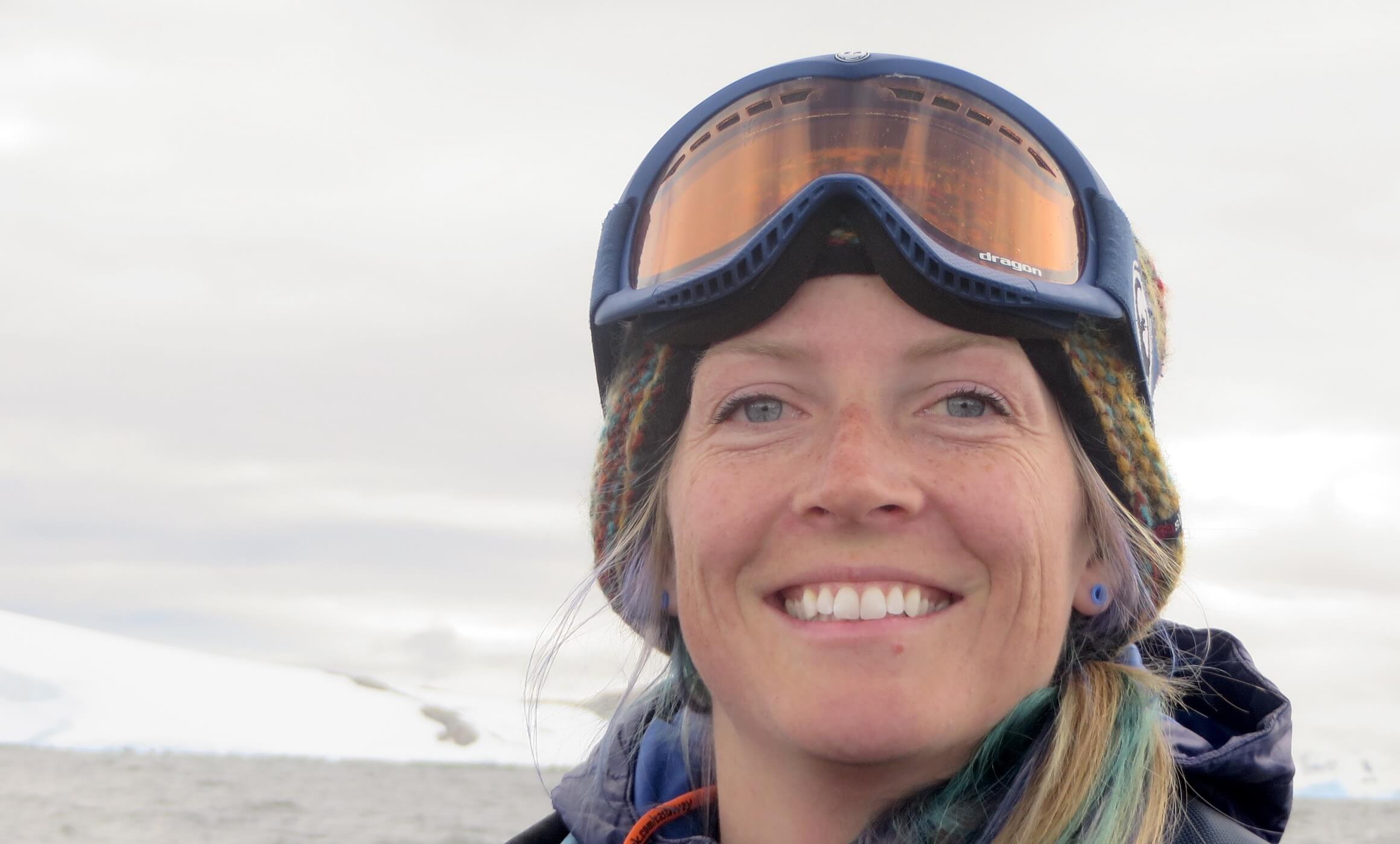 Image of Interview with Allison Lee, Polar Scientist and Citizen Science Leader