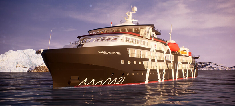 Image of Discover our New Ship: Magellan Explorer Video