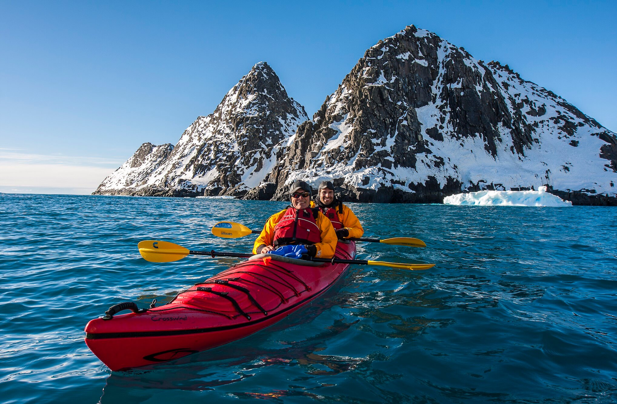 Image of Guest Interview: The Lure of Antarctica