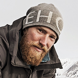 David Berg, Expedition Leader and Polar Guide, in Antarctica21's Expedition team