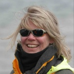 Diana Galimberti, EVP Operations and Product, in Antarctica21's Operations Department