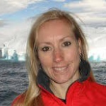 Marieke Egan, Cruise Manager and Naturalist, in Antarctica21's Expedition Team
