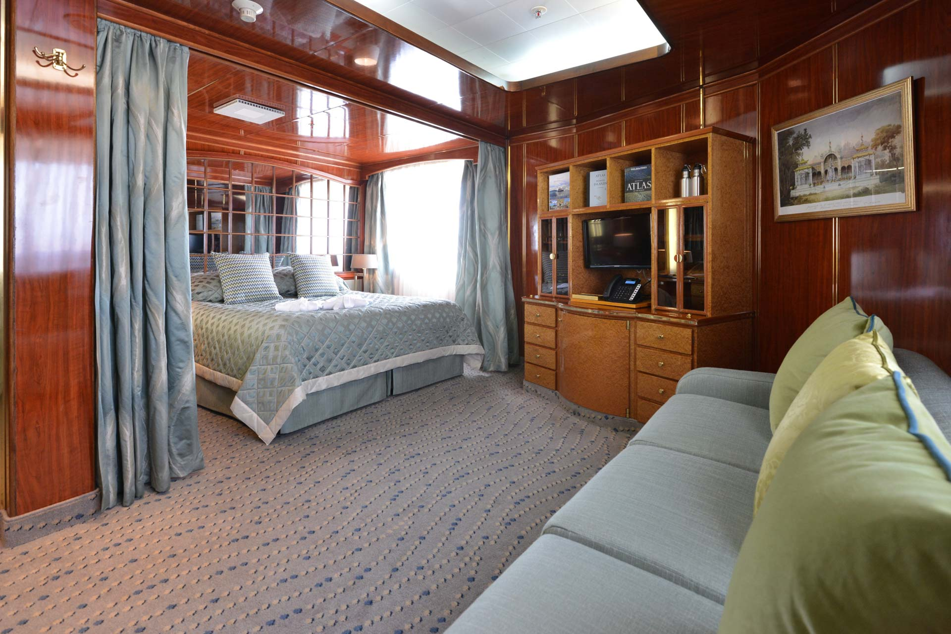 Image of All-Suite Accommodation