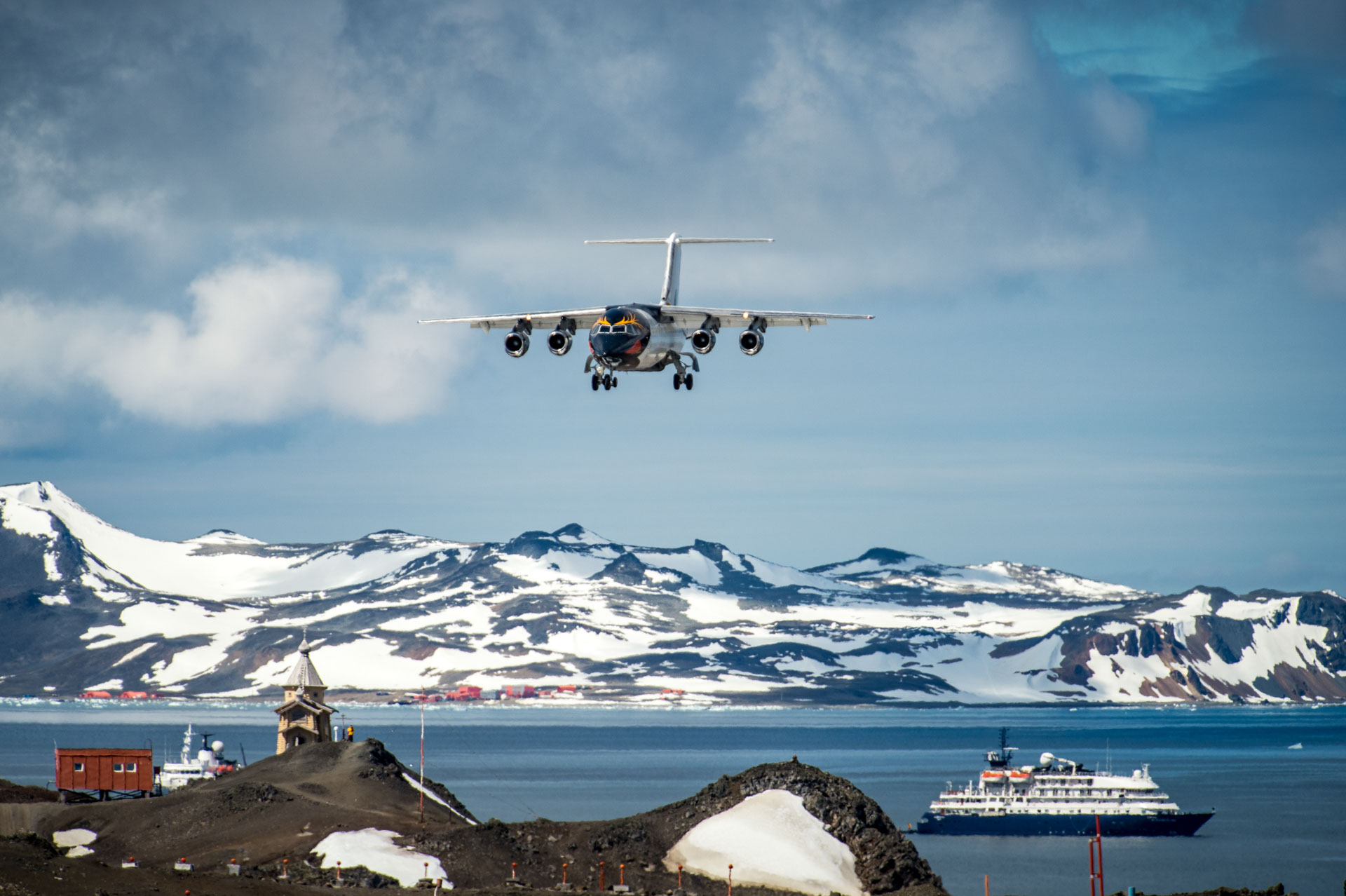 Image of Expedition Antarctica Express Air Cruise