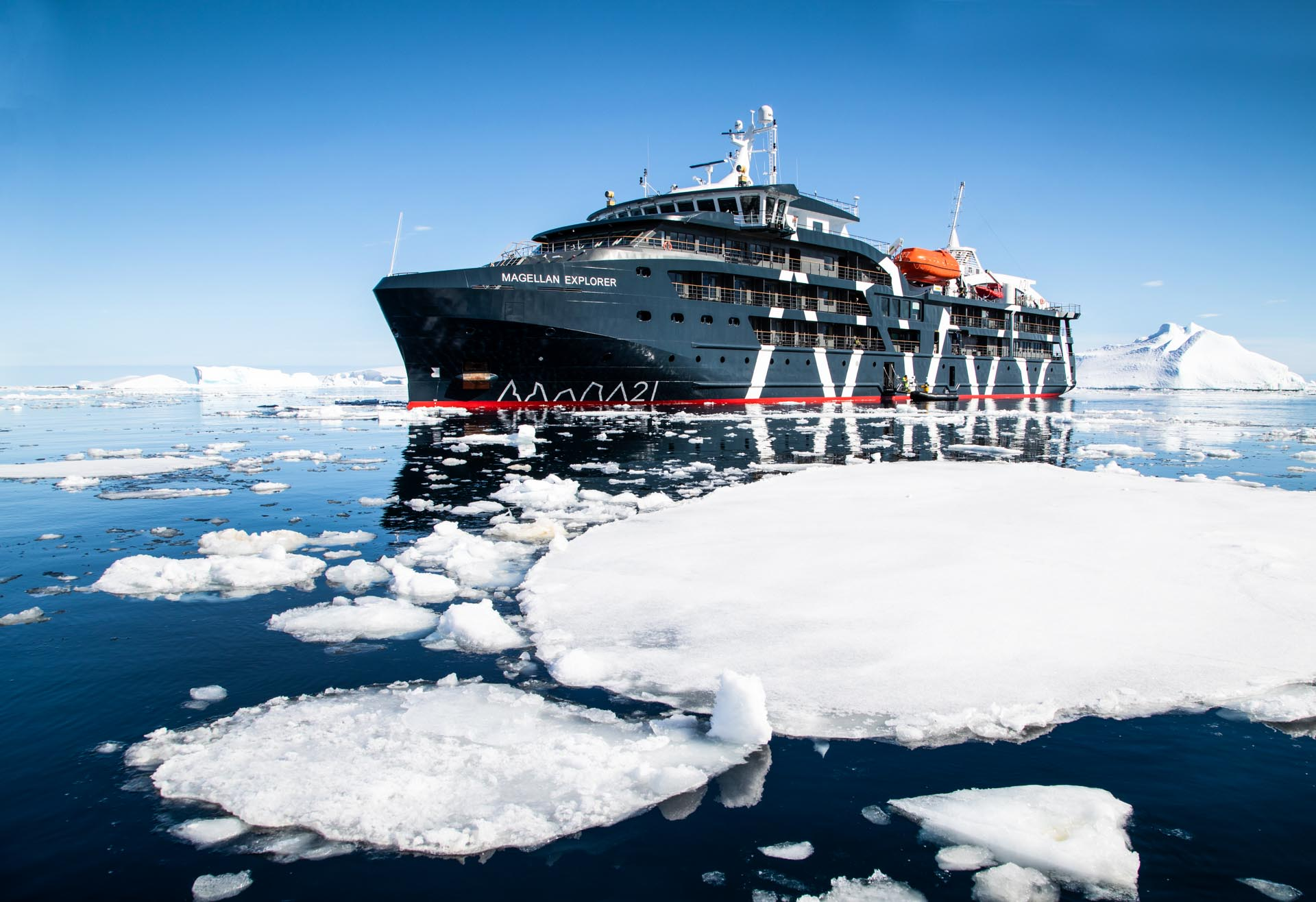 Image of New and Modern Polar Vessel