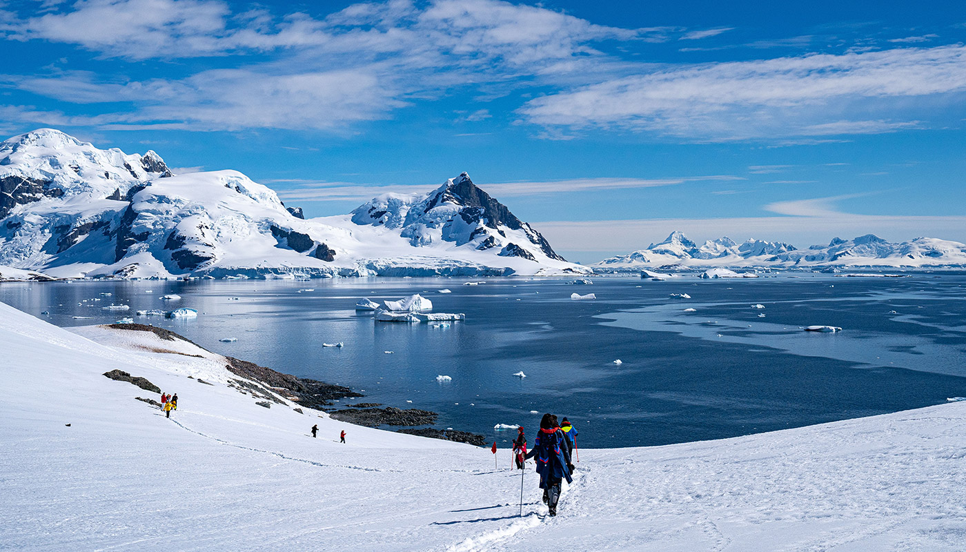 Image of Why Antarctica was the Trip of a Lifetime